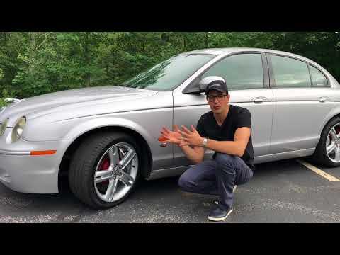 НЕ ХВАТАЕТ НА M5 или AMG? Бери Jaguar S-type R! Обзор Ягуар С-Тайп