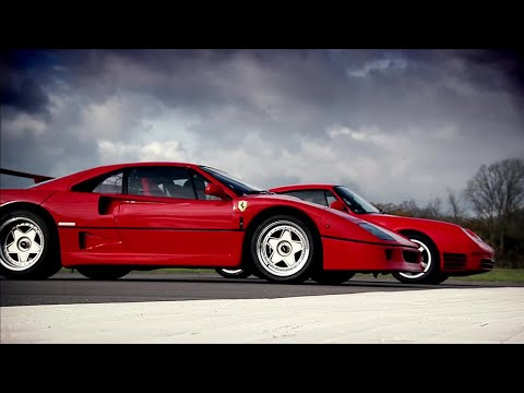1980s Supercar Powertest