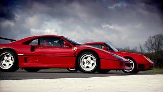 1980s Supercar Powertest | Top Gear | BBC