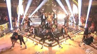 "DWTS Season 18 FINALE : Amber Riley - ""Do Your Thing"" Performs - Dancing With The Stars 2014 Finals"