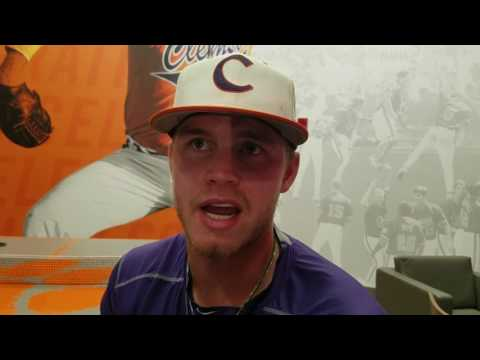 TigerNet.com - Seth Beer on NCAA selection  - 5.29.17