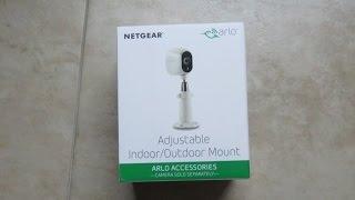 Netgear Arlo Adjustable Indoor/Outdoor Mount