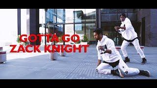 GOTTA GO   Zack Knight   The Disciples Choreography   NASHst.