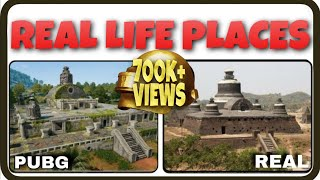 Real life places in Pubg Part 2 🔥   Real life Sanhok and Miramar