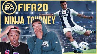An Unexpected Contestant Make A Deep Run! (Ninja FIFA 20 Tournament)