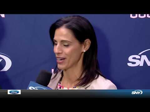 Head Team Physician Dr. Deena Casiero, UConn Basketball Interview