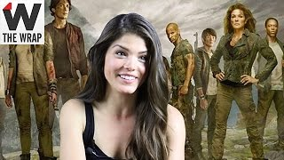 Marie Avgeropoulos - 18/03/15 - The Wrap