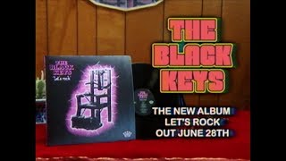 "The Black Keys   ""Let's Rock"" [Promo #1]"