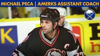 [ROC] Michael Peca named assistant coach