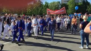 День города Кириши 2018 ( парад )