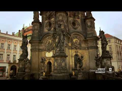 Památka UNESCO - Olomouc