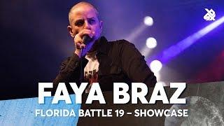 FAYA BRAZ | Florida Beatbox Battle 2019 | Showcase
