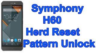 shympony h60 hard reset - मुफ्त ऑनलाइन