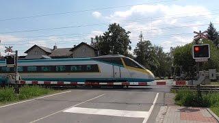 Železniční přejezd Studénka #1 - 22.7.2016 [1 rok od nehody] / Czech railroad crossing