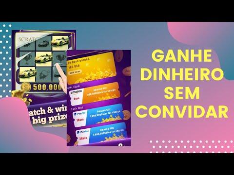 SERÁ! NOVO APLICATIVO PARA GANHAR DINHEIRO NO PAYPAL SEM CONVIDAR NINGUÉM \Money no Paypal/