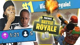 EPIC LATE GAME CLUTCH PERFORMANCE! - FortNite Battle Royale Ep.60
