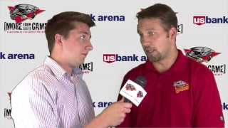 CYCLONES TV: Ben Simon on Rob Madore and Kyle Bodie Signings