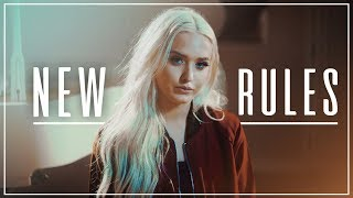 NEW RULES   Dua Lipa | PIANO VERSION! KHS & Macy Kate COVER