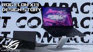 YouTube Video 7mRJwvooYJs for Product ASUS ROG Flow X13 GV301 2-in-1 Gaming Laptop by Company ASUS in Industry Computers
