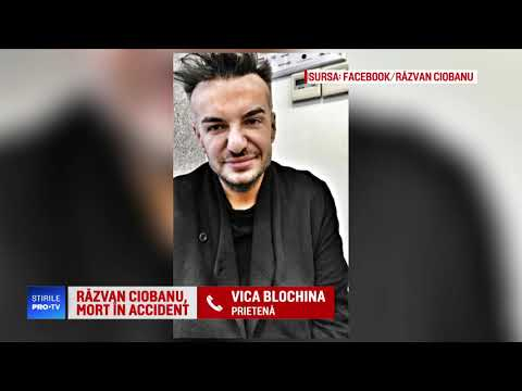 ANIMAȚIE GRAFICĂ. Cum s-a produs accidentul în care a murit Răzvan Ciobanu