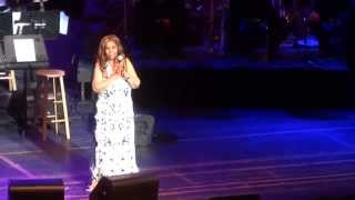 """Old Landmark"" Aretha Franklin@Lyric Opera House Baltimore 11/13/14"