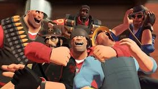 Team Fortress 2 : High tower on crack 1