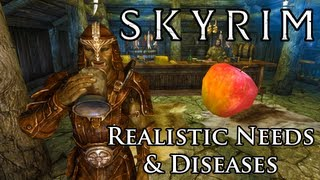Skyrim Mod: Realistic Needs and Diseases