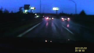 preview picture of video 'Road rage / agresivní debil na Štěrboholské radiále'