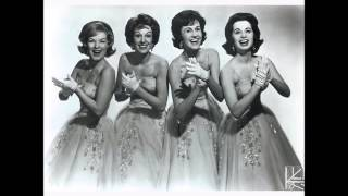 The Chordettes - Tall Paul (c.1959).