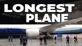 What's The World's Longest Passenger Plane?