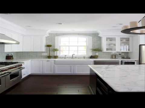 Kitchen Design With Dark Wood Floors