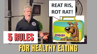 New Video: Five Nutrition Tips