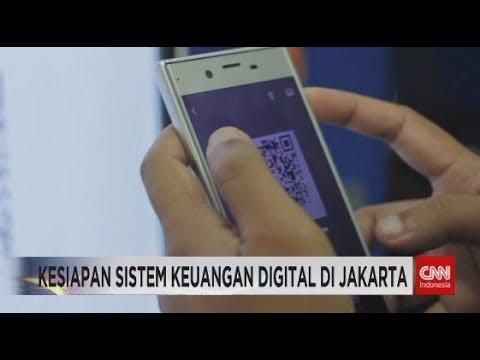 Sudah Siapkah Jakarta Menggunakan Sistem Keuangan Digital?