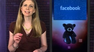 CNET Update - Facebook Gifts ditches the teddy bear