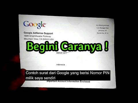 Video Tutorial Cara Buat Akun YouTube sampai Terima USD Dollar dari Google Adsense - Pengalaman Pribadi
