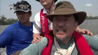 성난 물고기 - 태국 방파공 강의 괴물 가오리_#002