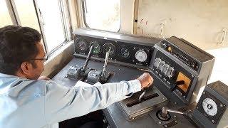 Inside the Standard DIESEL Locomotive l Indian Railway Engines l 2020