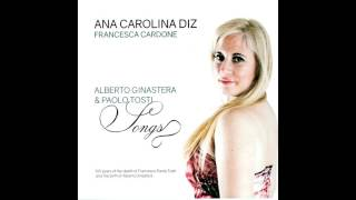 Radio show CZECH MUSIC DIRECT in London - England dedicated to Ana Carolina Diz