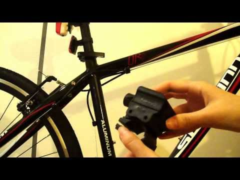 How to Install an ABUS Sinus Bike Lock - PART 1 of 2