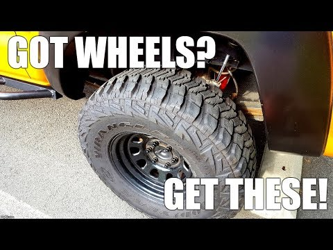 Got Aftermarket Tacoma Wheels? Get These First ... PLUS A GIVEAWAY!