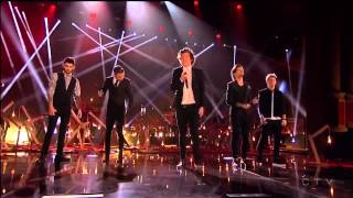 One Direction - Story of My Life @ 2013 American Music Awards (HD)
