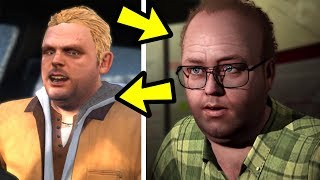 GTA 5 - Could Lester actually be Brad?