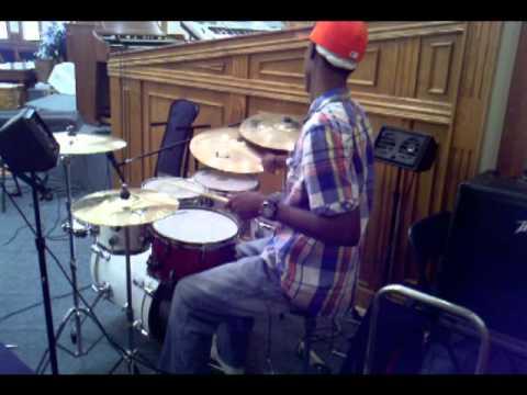Gospel Melody Drum cover