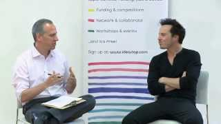 Эндрю Скотт, Andrew Scott: Building characters and how to avoid typecasting