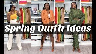 Spring Outfit Ideas 2021 #springstyle #springhaul #springtrends