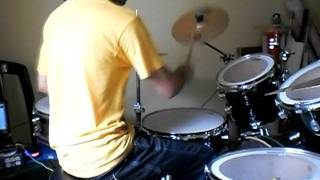 Chevelle-Straight jacket fashion DRUM COVER