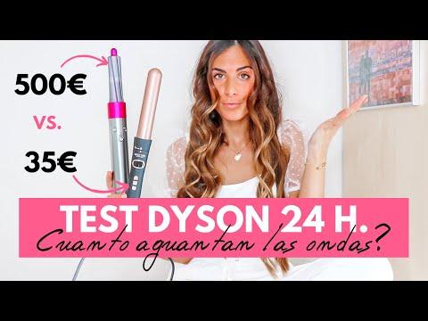 TEST DYSON AIRWRAP 24 HORAS | Dyson Airwrap vs. Mi Rizador Amazon 35€