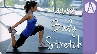 Complete Lower Body STRECH | Autumn Fitness