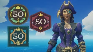 Sea of Thieves - Pirate Legend FINALLY Achieved!