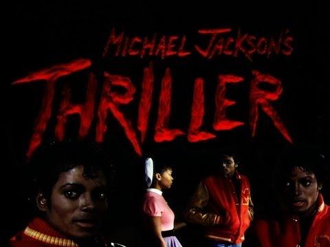 michael jackson-thriller en lingala HD